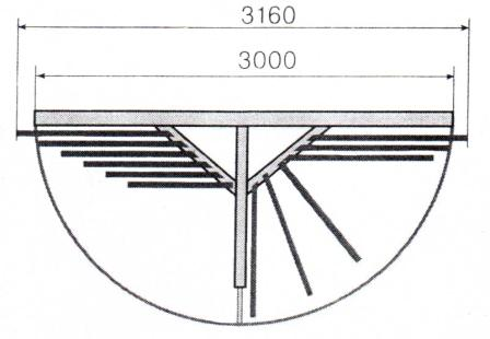экспозитор для керамической плитки книжка-26 Липецк