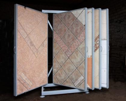 экспозитор для керамической плитки Компакт-20 в Липецке