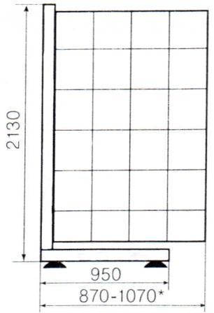экспозиторы для керамической плитки Компакт-20 Липецк